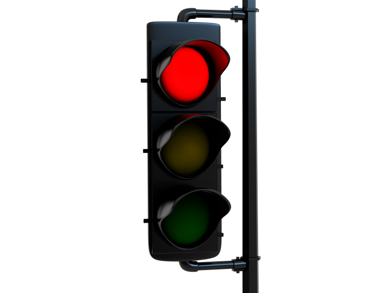 joliet illinois red light traffic ticket attorney running a red light or stop sign cook